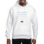 Blind Wipe Hooded Sweatshirt