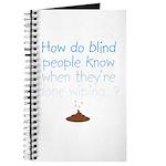 Blind Wipe Journal