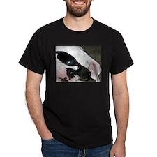 White Boxer T-Shirt