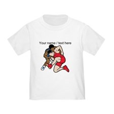 Custom Wrestling T-Shirt