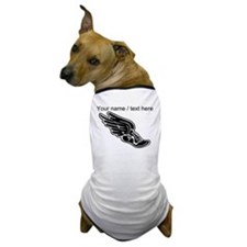 Custom Running Shoe Dog T-Shirt