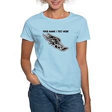 Custom Running Shoe T-Shirt