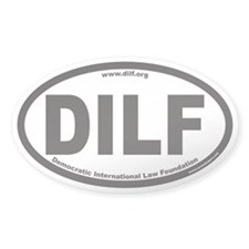 Democratic International Law Foundation DILF Oval
