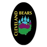 Cleveland Bears Sticker