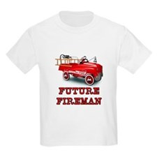 Future Fireman, Kids T-Shirt