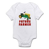 Future Farmer,  Infant Bodysuit