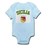 Sicilia Onesie