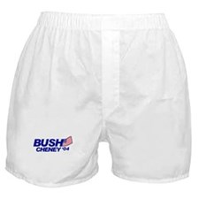 !  '04 Bush-Cheney '04 Boxer Shorts
