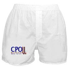 Where Chiefs Are Born Boxer Shorts