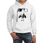Teddy Roosevelt Hooded Sweatshirt