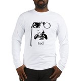 Teddy Roosevelt Long Sleeve T-Shirt