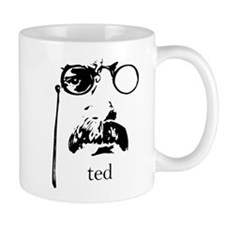 Teddy Roosevelt Small Mug