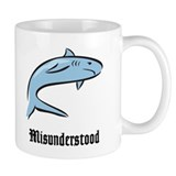 Misunderstood Small Mug