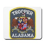 Alabama Trooper Mousepad