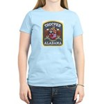 Alabama Trooper Women's Pink T-Shirt