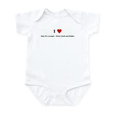 I Love Gays. For example - Do Infant Bodysuit