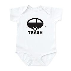 Trailor Trash Infant Bodysuit