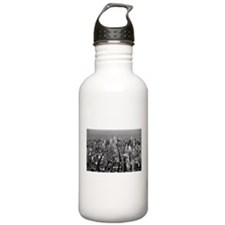 Empire State New York Water Bottle