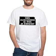 Not Flat in Kansas Shirt