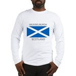 Musselburgh Scotland Long Sleeve T-Shirt