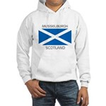 Musselburgh Scotland Hooded Sweatshirt