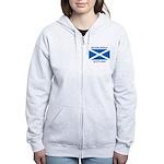 Musselburgh Scotland Women's Zip Hoodie