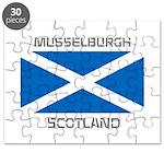 Musselburgh Scotland Puzzle