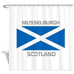 Musselburgh Scotland Shower Curtain