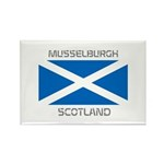 Musselburgh Scotland Rectangle Magnet (100 pack)