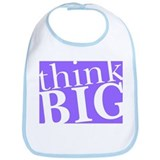 Think Big Bib