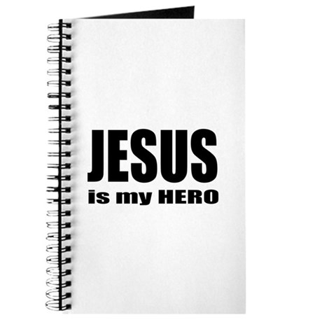 Jesus is Hero Journal