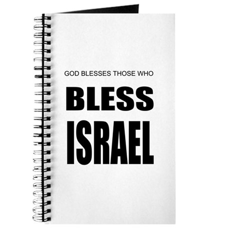 Bless Israel Journal