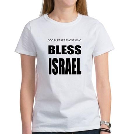 Bless Israel Women's T-Shirt