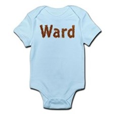 Ward Fall Leaves Body Suit