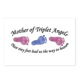 Mother of Triplet Angels GBG Postcards (Package of