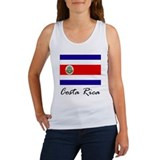 Costa Rica Women's Tank Top