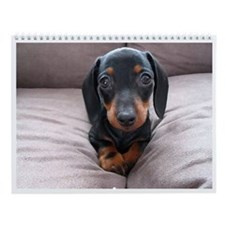 """Adorable Puppies"" Wall Calendar"