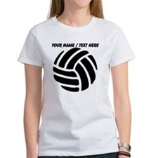Custom Volleyball T-Shirt
