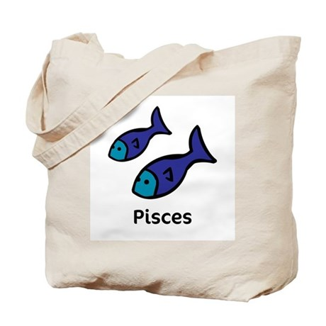 Pisces (Tote Bag)
