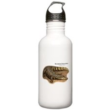 Siamese Crocodile Water Bottle