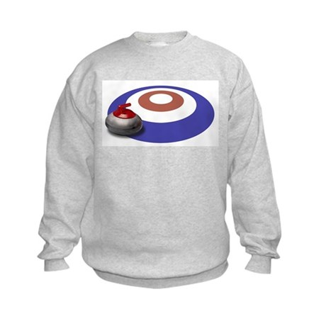 CURLING Kids Sweatshirt