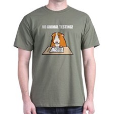No Animal Testing! T-Shirt