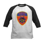 Downey Police Kids Baseball Jersey