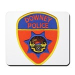 Downey Police Mousepad