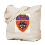 Downey Police Tote Bag