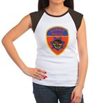 Downey Police Women's Cap Sleeve T-Shirt