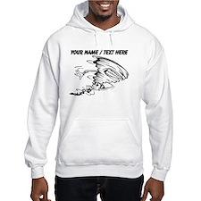 Custom Tornado Football Jumper Hoody