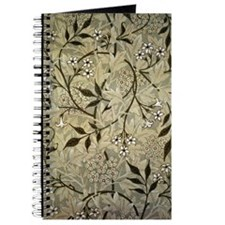 William Morris vintage floral design, Jasm Journal