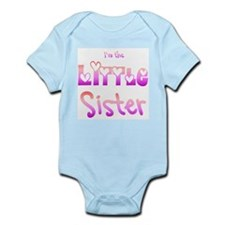 Little Sis Infant Bodysuit