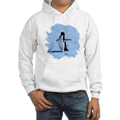 Penguin Hooded Sweatshirt